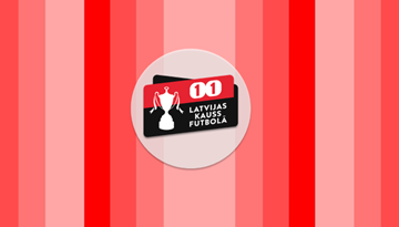 Latvijas kausa otrā posma komandas uzzinājušas pretiniekus