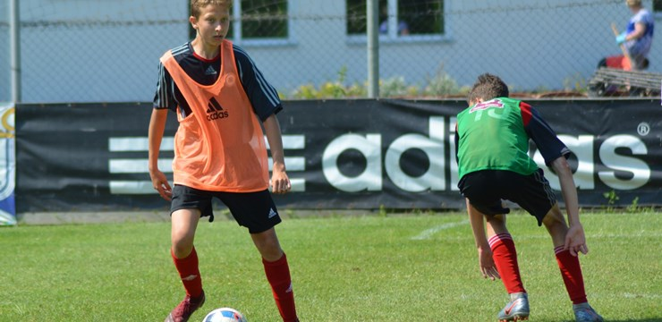 LFF Futbola akadēmijas audzēkņi piedalās UEFA turnīrā Īrijā