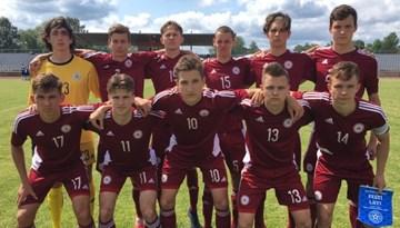 U-19 izlase nosargā Baltijas kausa čempionu titulu!