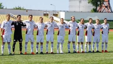 U-21 izlase pārbaudes spēlē uzvar Lietuvu