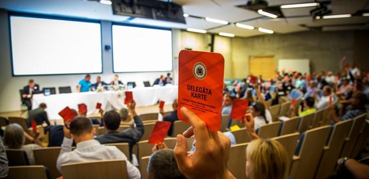 Apelāciju komisija apstiprina piecas kandidatūras uz vietām LFF valdē
