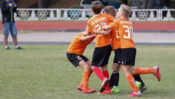 FK Veina triumfē šīs vasaras noslēdzošajā ZFF turnīrā