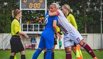 Latvijas komandām zaudējumi BWFL spēlēs Igaunijā