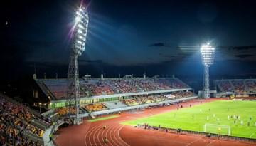 UEFA nesaskata rasistiskas izpausmes Latvijas un Izraēlas izlašu spēlē