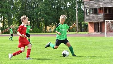 Priekuļos sācies Futbols priekam pirmais festivāls