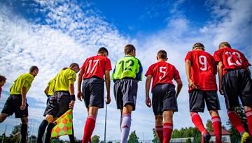 Iecavā aizvadīts reģionālo izlašu turnīrs LFF Futbola akadēmijas jaunākajām komandām