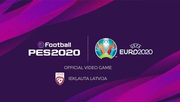Sestdien uzzināsim Latvijas e-futbola izlases pārstāvjus
