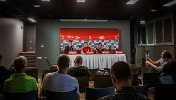 Mediju akreditēšanās nacionālo izlašu spēlei Latvija - Ziemeļmaķedonija