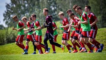 D. Kazakevičs nosauc Latvijas U-21 izlases kandidātu sarakstu spēlēm ar Poliju un Serbiju