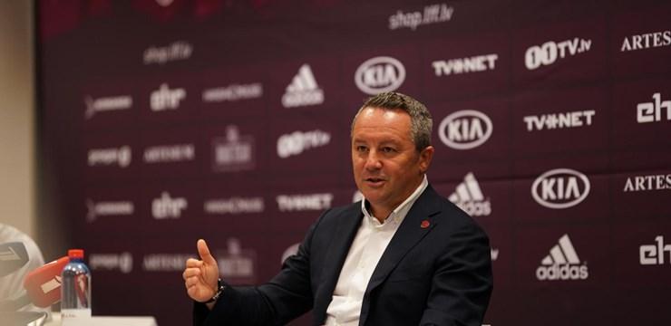 Latvijas futbola izlases kandidātu sarakstā vairāki potenciālie debitanti