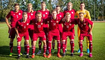 Latvijas U-21 izlase atzīst Polijas pārākumu
