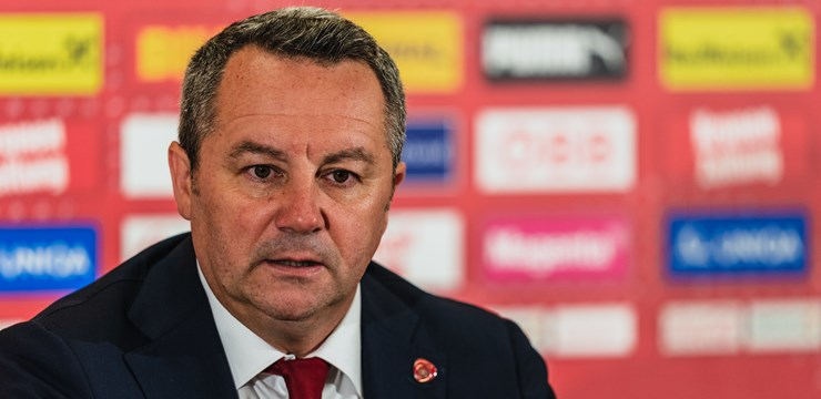 """Stojanovičs: """"Progress futbolā nenotiek vienas nakts laikā"""""""