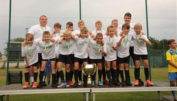 Metta iegūst Latvijas kausu U-12 vecuma grupā