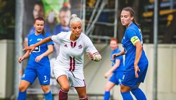 Sieviešu futbola kausa fināls notiks Olainē