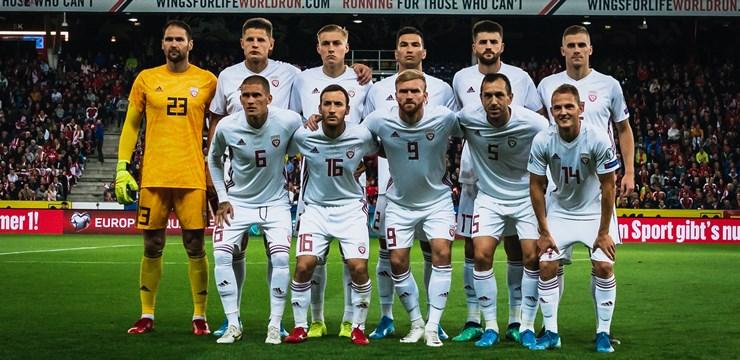 Latvija no Austrijas atgriežas ar zaudējumu