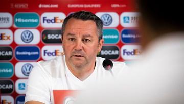 """Stojanovičs: """"Neesmu apmierināts, ja zaudējam"""""""