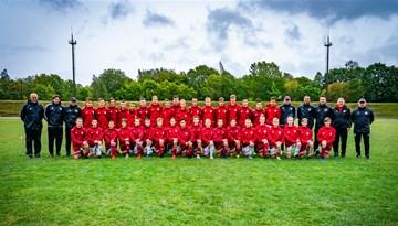 LFF Futbola akadēmijas ietvaros aizvadīta U-13 talantu skate