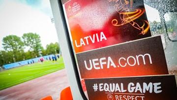 Mediju akreditēšanās sieviešu EČ kvalifikācijas spēlēm ar Slovākiju un Islandi