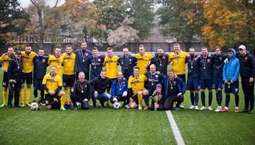 Rīga ceturto gadu pēc kārtas uzņems Latvijas amatieru minifutbola finālsacensības
