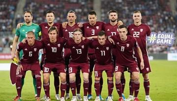 Latvijas valstsvienība no Izraēlas atgriežas bez punktiem