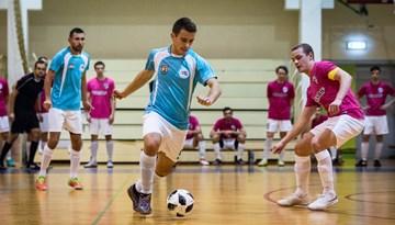 Startēs tradicionālais Rīgas telpu futbola čempionāts