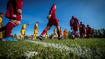 Latvijas U-17 izlase pošas uz kvalifikācijas turnīru Baltkrievijā