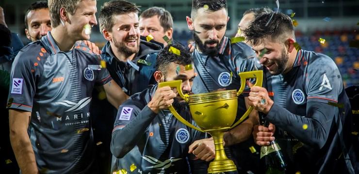 Riga FC nosargā čempiona titulu