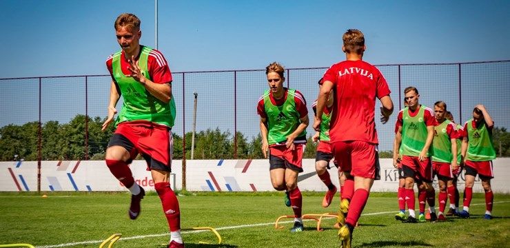 D. Kazakevičs nosauc U-21 izlases kandidātus mačam ar Krieviju