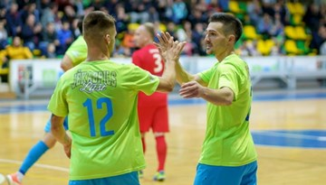 Telpu futbola Virslīga: Daugavpilī sezonas apmeklētības rekords