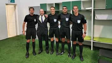 Latvijas tiesnešiem uztic U-17 Pasaules kausa finālu