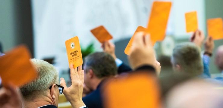 Zināmi pretendenti uz amatiem LFF juridiskajās institūcijās