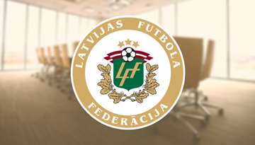 LFF valdes 3. aprīļa sēdes darba kārtība