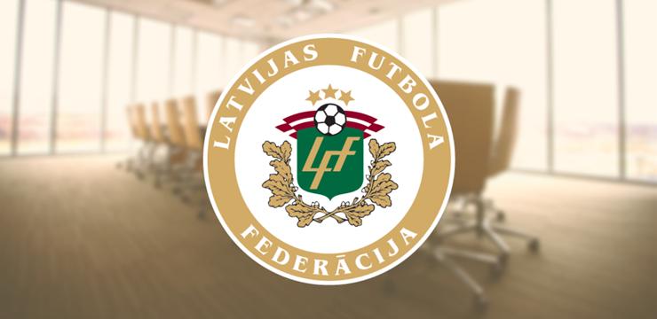 LFF klubu un tiesnešu atbalstam ārkārtējā situācijā novirzīs papildus līdz 100 000 eiro