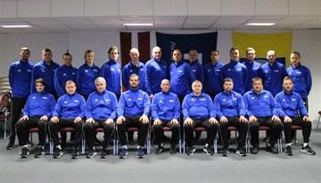 Latvijas treneriem vērtīgas FIFA apmācības darbam ar jauniešiem
