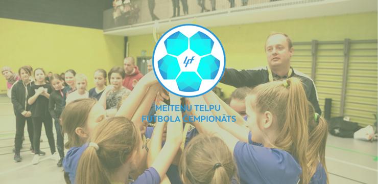 Meiteņu telpu futbola čempionāts turpina labot rekordus