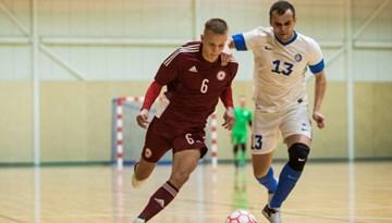 Telpu futbola izlases spēlētājs Baklanovs uzsāk leģionāra gaitas