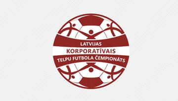 Pirmo reizi notiks Latvijas korporatīvais telpu futbola čempionāts