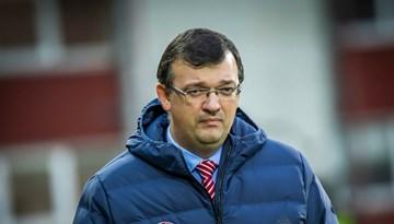 Dainis Kazakevičs apstiprināts par Latvijas izlases galveno treneri