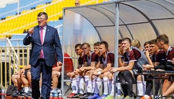 D. Kazakevičs: Esmu pārliecināts, ka mums viss izdosies