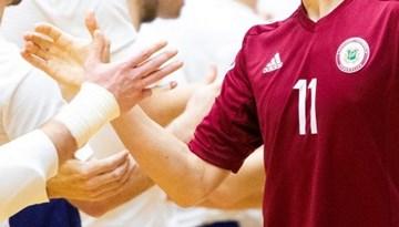 Valsts probācijas dienesta klienti dosies atbalstīt Latvijas telpu futbola izlasi