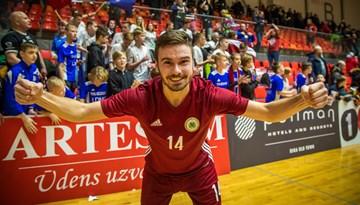 Matjušenko: Mūsu treneris taktiski apspēlēja savu oponentu