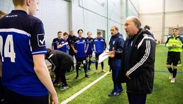 Pučinsks: Galvenais uzdevums ir komandas un spēlētāju attīstīšana