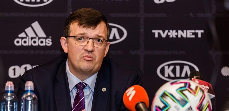 Kazakevičs: Jākoncentrējas pašiem uz savu sniegumu un spēles kvalitāti