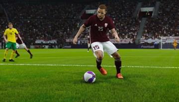 Latvijas e-futbola izlase aizvada pirmos starptautiskos mačus