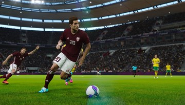 Latvijas e-futbola izlasei kvalifikācijas otrā apļa mači
