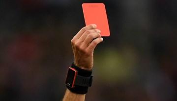 [Papildināta] - Vēl trim Latvijas futbolistiem globālās diskvalifikācijas