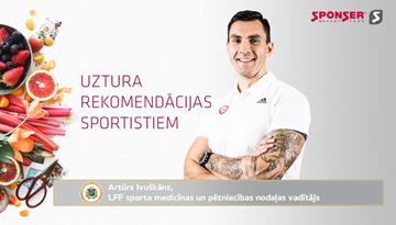 Kas jāņem vērā, plānojot vitaminizēšanos sportistu ikdienā