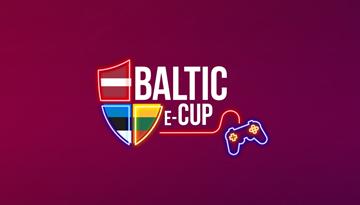 E-futbola Baltijas kausā Latvijai trešā vieta