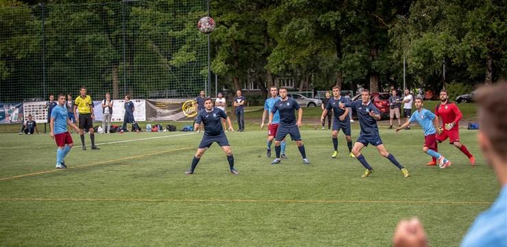 Startēs tradicionālais Rīgas minifutbola čempionāts