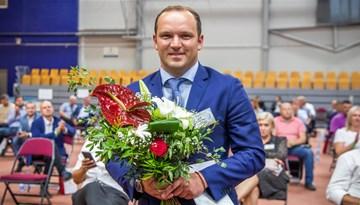 Biedri kongresā par LFF prezidentu ievēl Vadimu Ļašenko